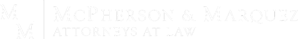 Logo:  McPherson & Marquez